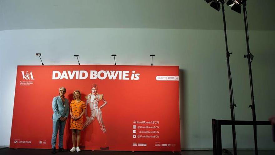 """Prorrogada la exposición """"David Bowie is"""" en Barcelona tras 100.000 visitas"""