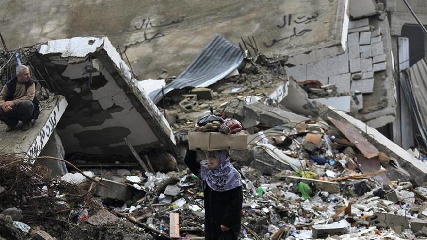 La Fuerza Aérea israelí ataca varias posiciones en Gaza tras el disparo de cohetes