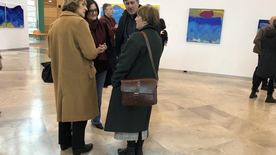Las cántabras Susana Reberdito y Sara Morante exponen en la Biblioteca Central hasta el 28 de febrero