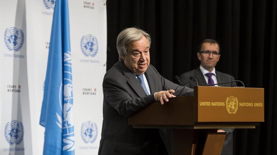 Los implicados en el proceso para la reunificación de Chipre delinean los elementos clave