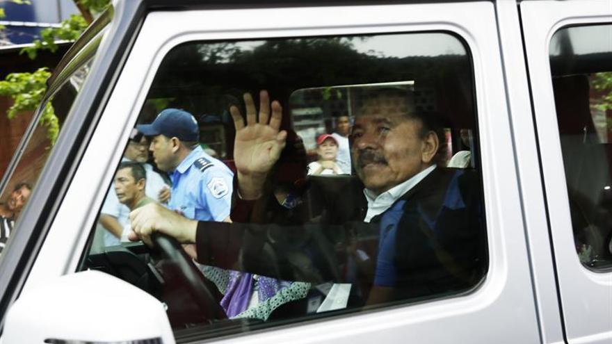Militares en retiro piden la salida de Ortega del poder en Nicaragua