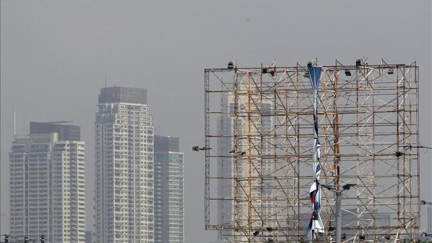 """Filipinas ordena evacuaciones masivas ante la llegada del tifón """"Haiyan"""""""