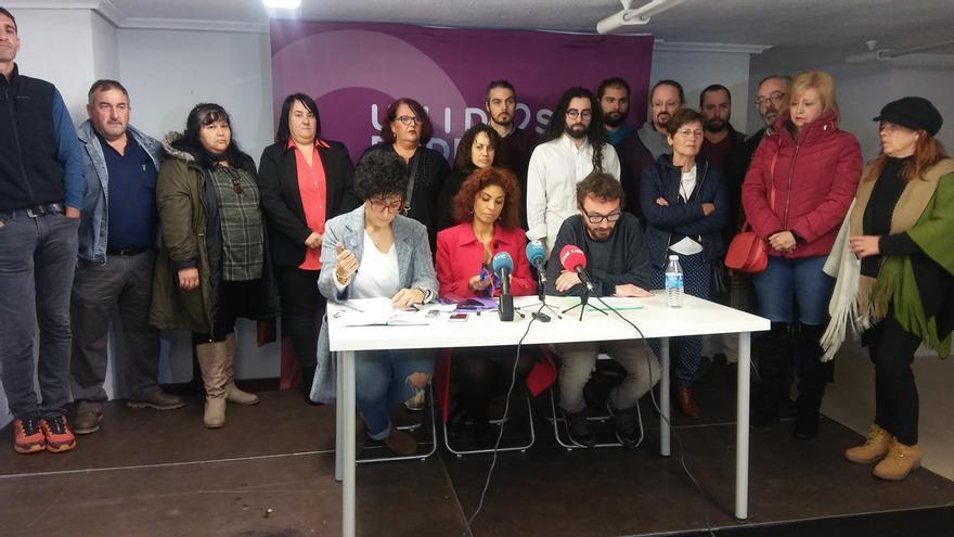 """Rosana Alonso denuncia el """"amaño"""" de Podemos Cantabria con """"pucherazo"""" en las primarias y la colaboración estatal"""
