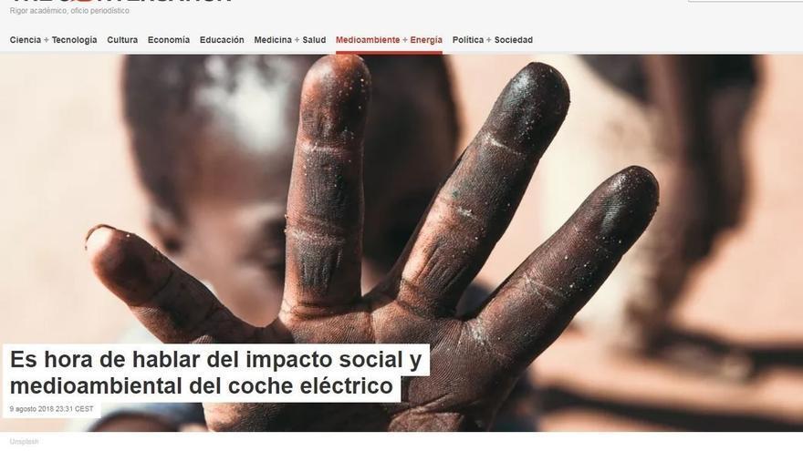 La UPNA, institución colaboradora en la plataforma de divulgación científica 'The Conversation'