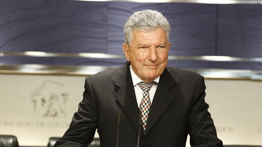 El diputado nacional de Nueva Canarias, Pedro Quevedo.