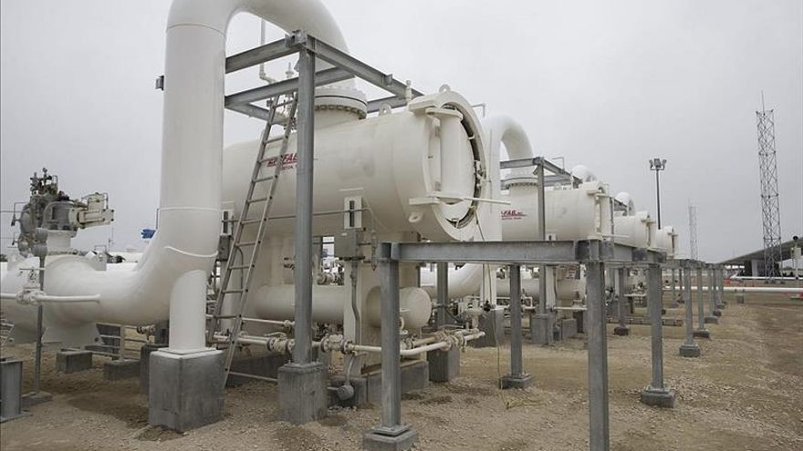 Los presidentes turco, azerbaiyano y georgiano inauguran las obras de gasoducto TANAP