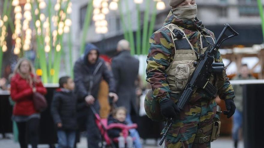 Bélgica mantendrá el nivel de alerta terrorista hasta finales de año