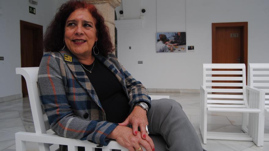 Tamara Adrián es la primera diputada transexual de la Asamblea nacional de Venezuela / JCD