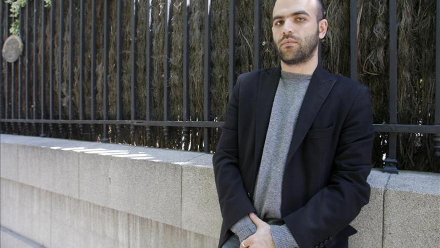 Saviano: Para combatir la mafia hacen falta 'dos muertos famosos' al año