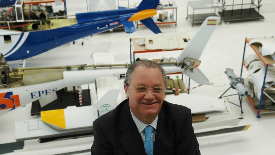 Miguel Ángel Tamarit, actual presidente de la empresa aeronáutica / Foto: Faasa
