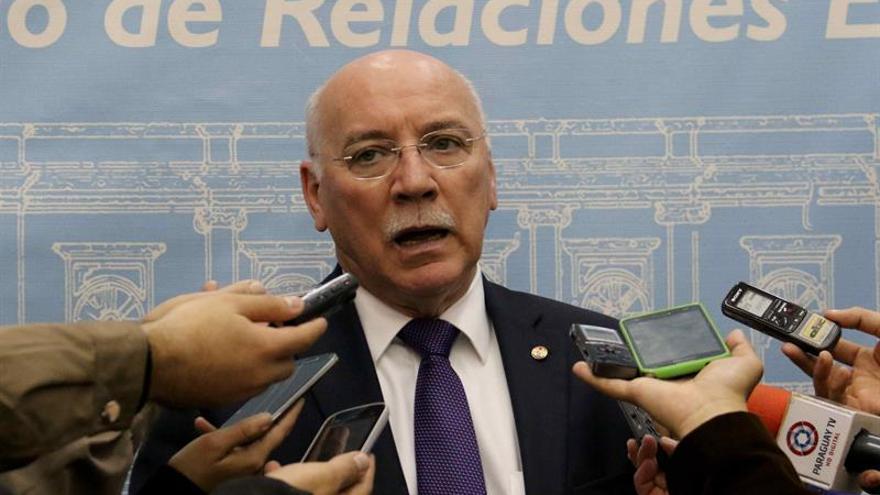 El canciller paraguayo se reunirá en España con su homólogo García-Margallo