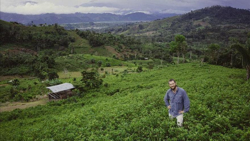 """David Beriain documenta la parte más """"humana"""" del narcotráfico en el Amazonas"""