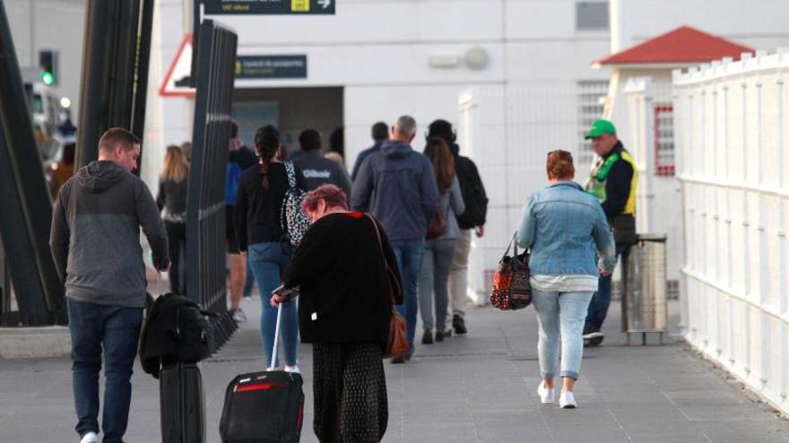 """Incertidumbre en el paso fronterizo más pequeño del """"brexit"""""""