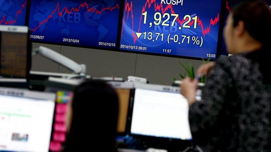 Seúl abre con un avance del 0,28 por ciento