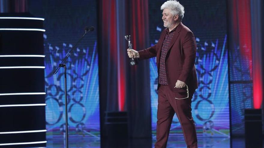 """Pedro Almodóvar, Premio Platino a la Mejor Dirección por """"Julieta"""""""