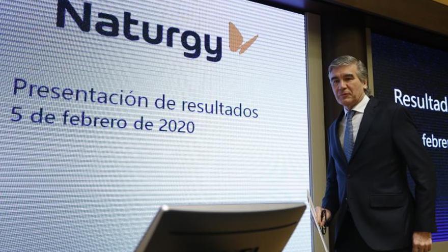 El presidente ejecutivo de Naturgy, Francisco Reynés.