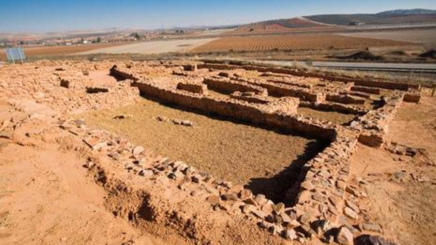 Yacimiento del Cerro de las Cabezas, Valdepeñas (Ciudad Real) / Foto: Patrimonio de Castilla-La Mancha