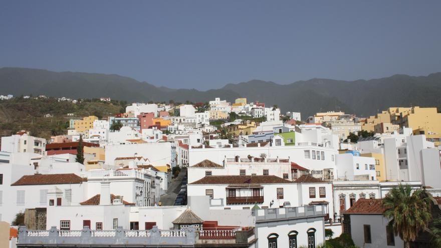 Vista de Santa Cruz de La Palma