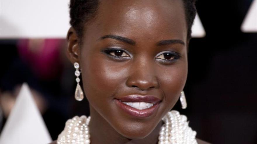 "Lupita Nyong'o participará en el filme ""Black Panther"" de Marvel"
