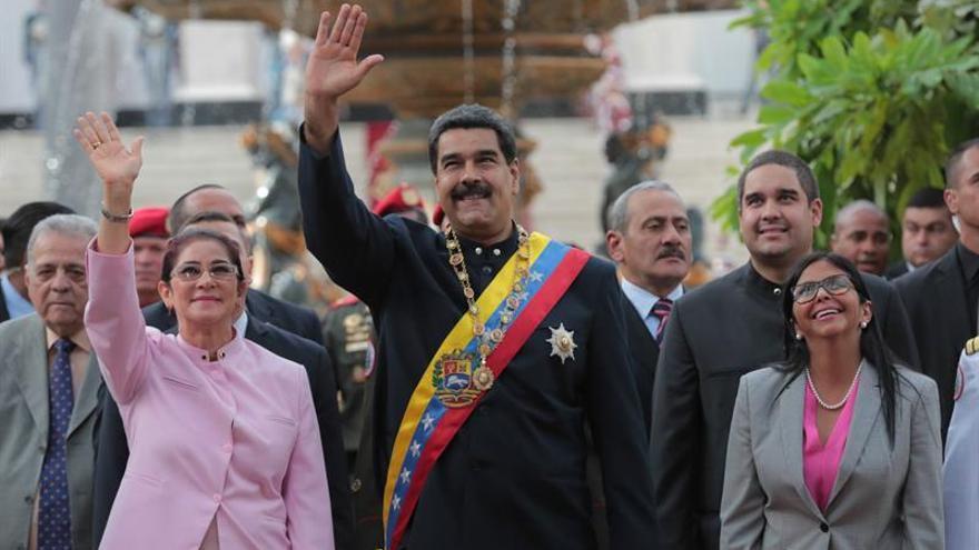 """Maduro pide un cónclave para """"restituir"""" el diálogo latinoamericano"""