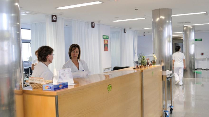 Servicio de Oncología del Hospital de Vigo
