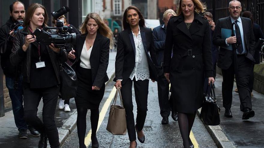 """Un tribunal examina una petición para que el Parlamento autorice el """"brexit"""""""