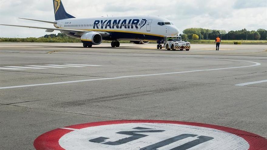 Facua pide al Gobierno mayores sanciones por los vuelos cancelados de Ryanair