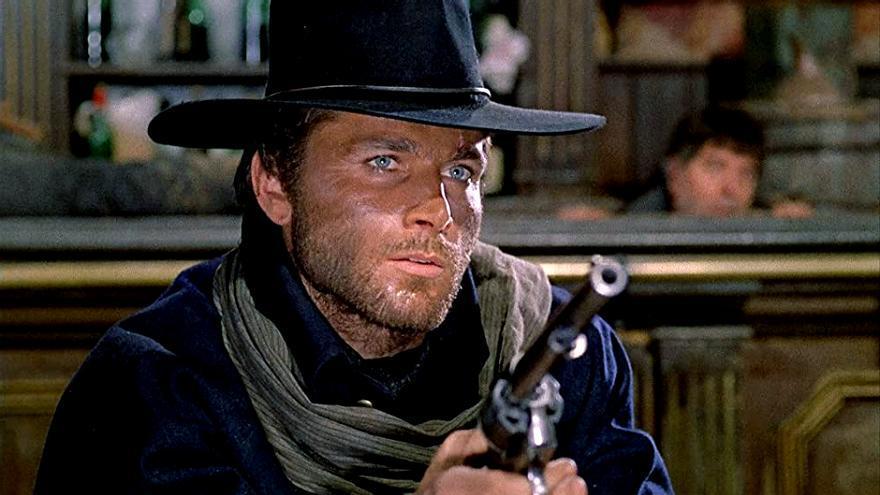 Franco Nero en 'Django'