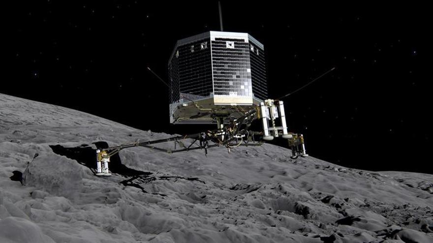 Rosetta, una pionera y dramática misión espacial con final feliz