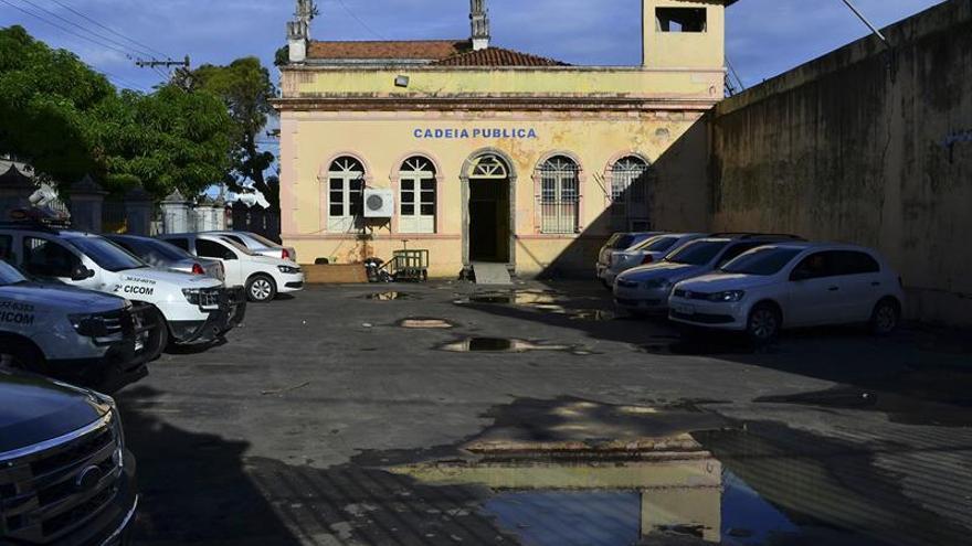 Al menos tres presos, asesinados en una de las cárceles más peligrosas de Brasil