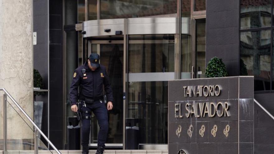 El Grupo funerario El Salvador, acusado de cambiar féretros