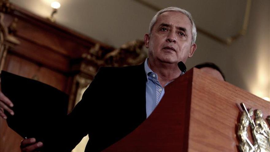 La Presidencia de Guatemala admite que la demanda por corrupción es un nuevo golpe