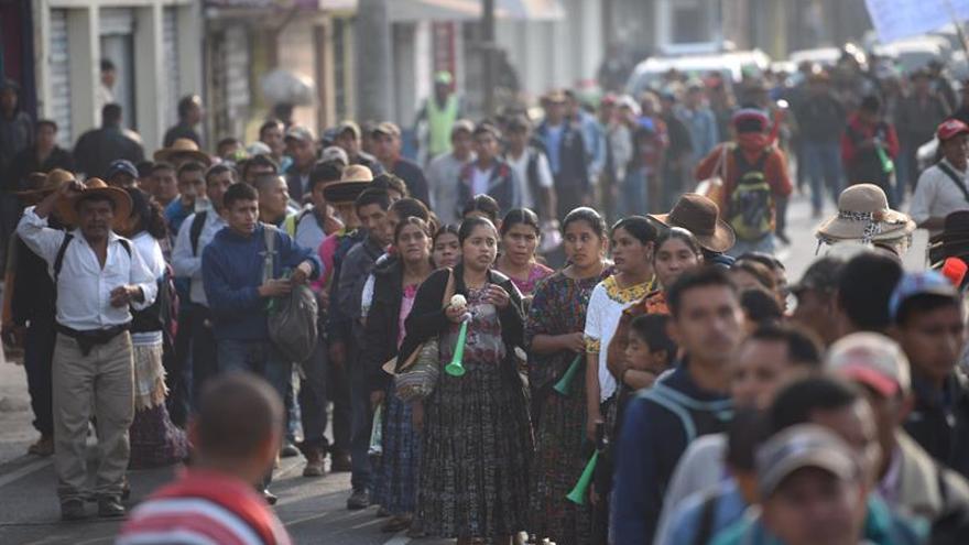 La Justicia ordena hacer una consulta por una hidroeléctrica de la española ACS en Guatemala