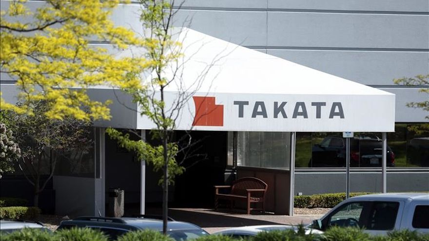 Takata pagará 200 millones de dólares por el mortal defecto de sus airbag