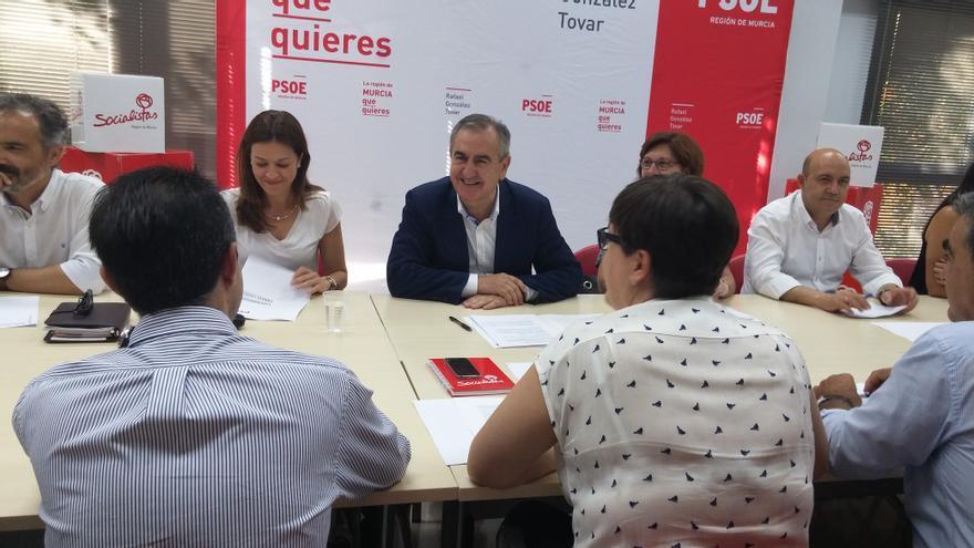 Consejo de Alcaldes del PSOE murciano