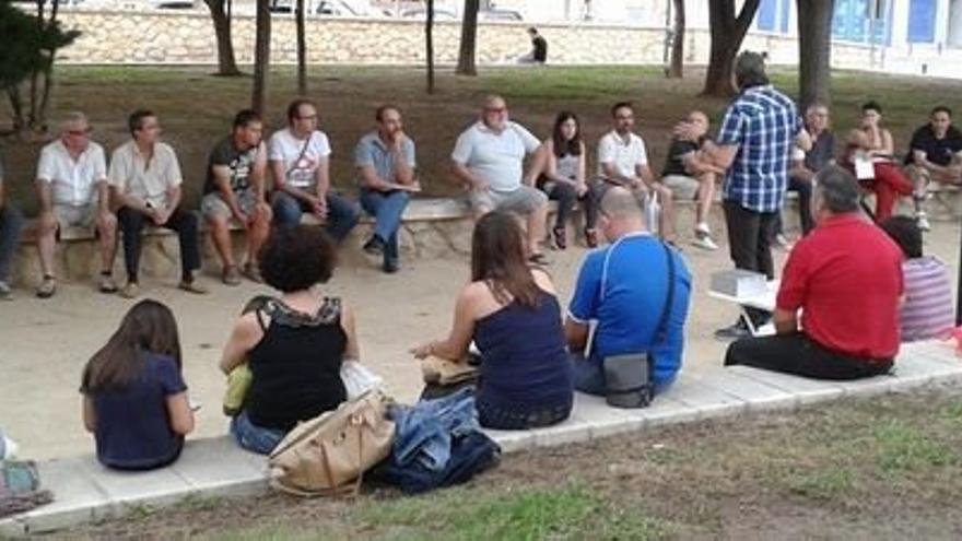 Reunión de Podemos en San Vicent del Raspeig / Podemos San Vicente