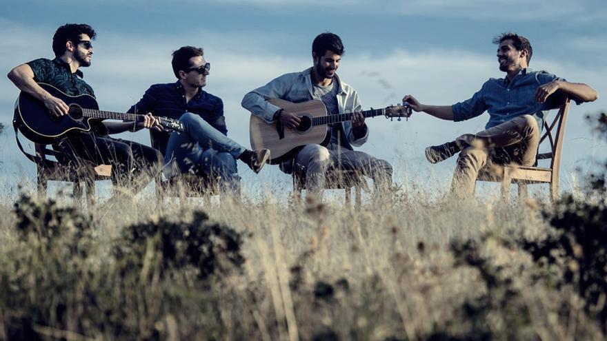 La banda madrileña CommonPlace.