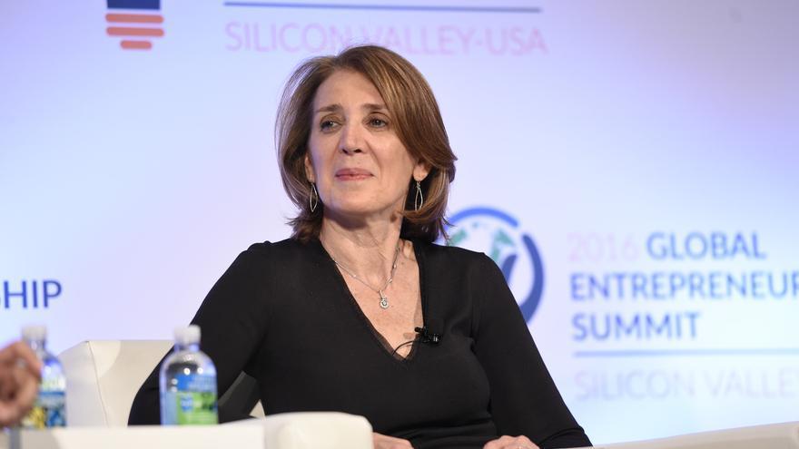 La CFO de Google, Ruth Porat, es una de las mujeres con más poder en Silicon Valley