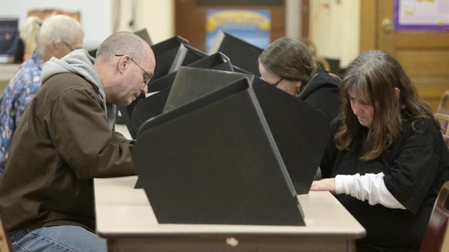 La participación electoral en EE.UU. podría batir récords