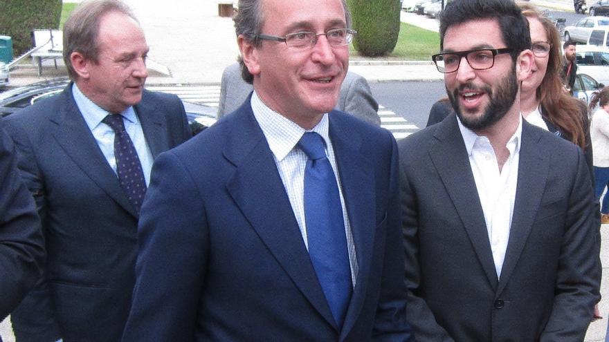 """Alonso cree """"posible"""" ser candidato a lehendakari del PP y admite que es """"el mejor colocado"""""""