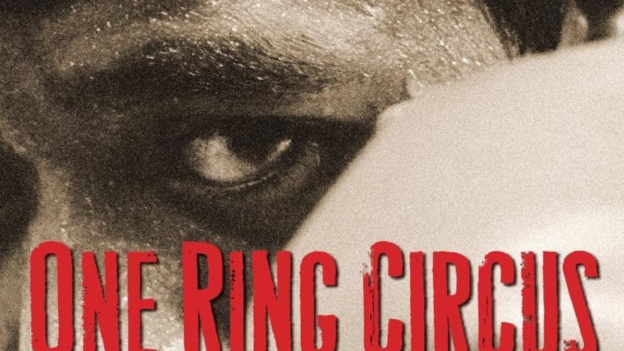 Recorte de la portada de 'One Ring Circus'