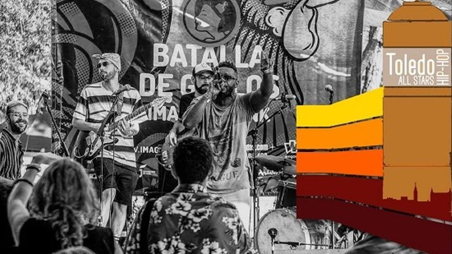Frank-T repasará décadas de movimiento de música urbana en Toledo en el festival 'Hip-Hop All Stars'