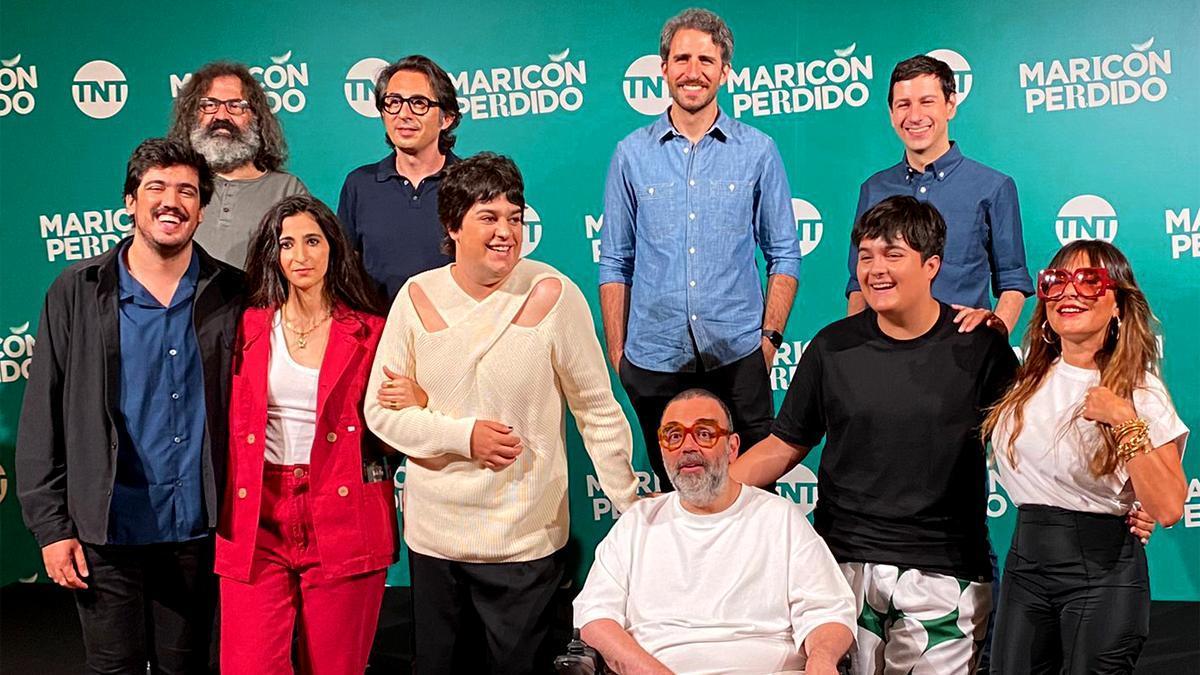 TNT presenta 'Maricón perdido'