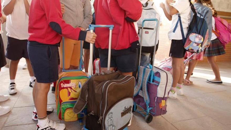 Alertan de que en 2020 habrá 400.000 víctimas más de acoso escolar en España