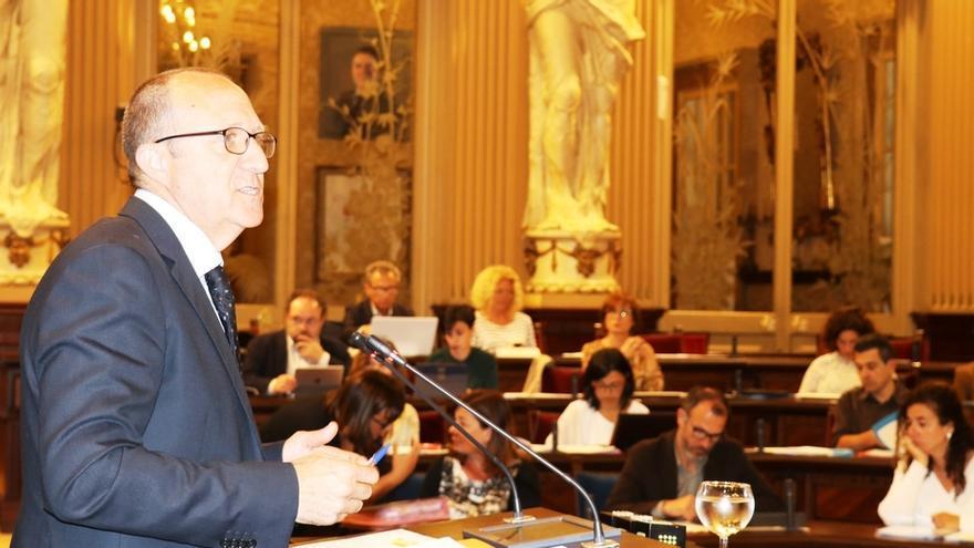 """El Parlamento de Baleares rechaza los PGE por su asignación """"insuficiente"""" de recursos para la comunidad"""
