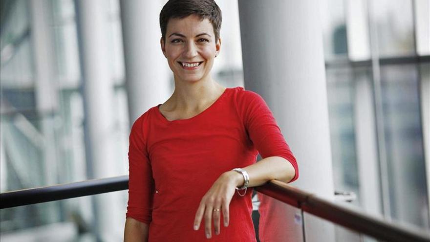 La candidata de los Verdes europeos destaca que sólo su partido ha elegido a una mujer