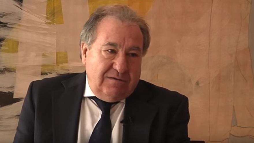 El empresario Manuel Muñoz Medina, dueño de Guadarte. | Canal de Youtube de la Cámara de Sevilla