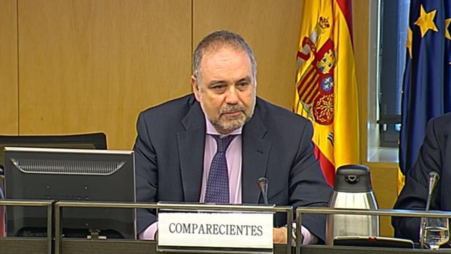 Carlos María Juárez Colera, director general de Infraestructuras Ferroviarias con el PSOE cuando se construyó el AVE Ourense-Santiago
