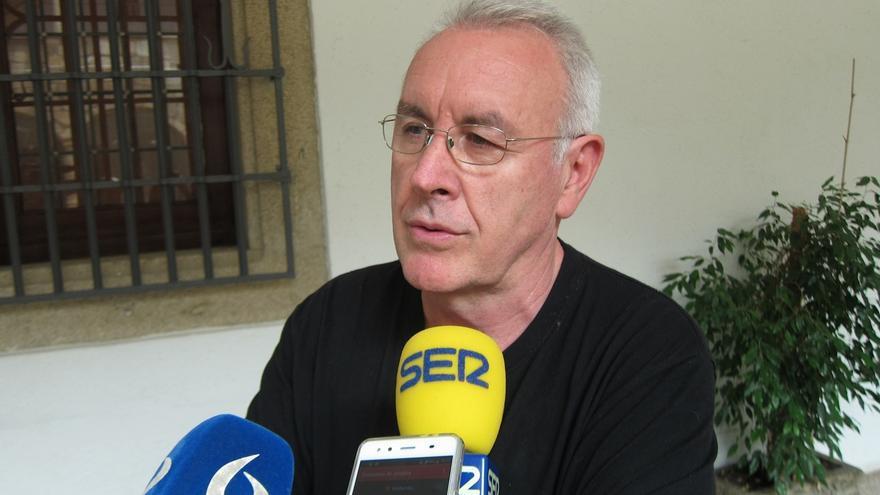 """Cayo Lara cree que """"esta vez sí"""" se conformará un Gobierno de izquierdas"""
