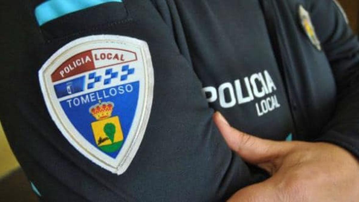 Policía Local de Tomelloso, en Ciudad Real
